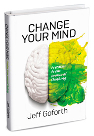 Change Your Mind book